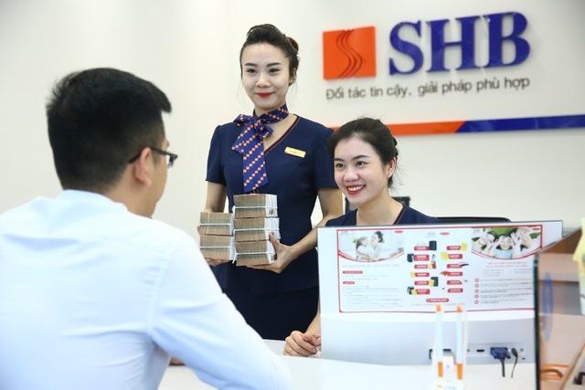 SHB tiếp tục tung ra các chương trình tín dụng ưu đãi nhằm hỗ trợ doanh nghiệp phục hồi sản xuất, đặc biệt là doanh nghiệp siêu nhỏ.