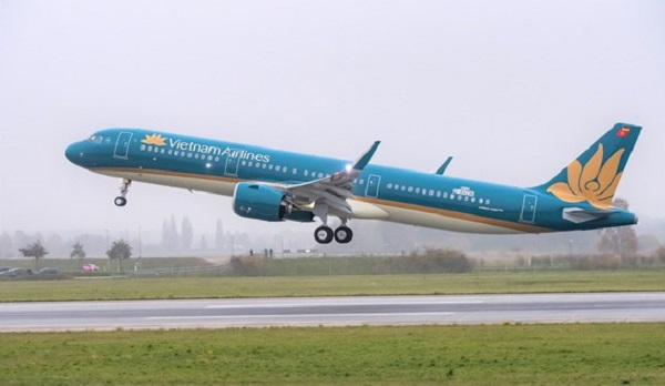 Từ ngày 15-9-2020, Việt Nam nối lại các chuyến bay thương mại quốc tế. Ảnh: VNA