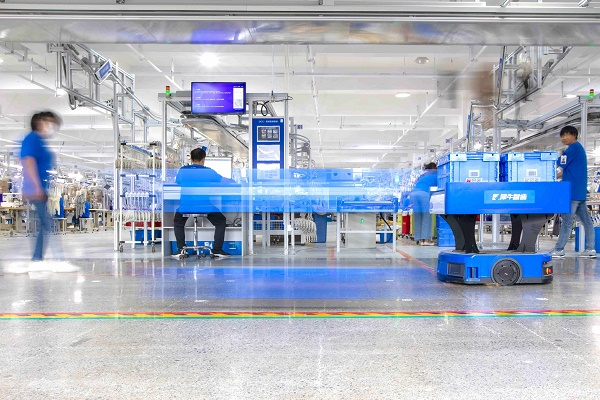 Mô hình sản xuất mới giúp cho sản xuất truyền thống trở nên mạnh hơn với công nghệ và trí tuệ thông minh số, tiến tới hình thức sản xuất linh hoạt hơn dựa trên nhu cầu thực tế