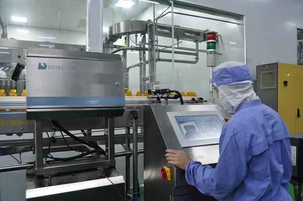 Công ty TNHH Long Hải đầu tư dây chuyền sản xuất hiện đại, khép kín sản xuất sản phẩm phục vụ người tiêu dùng…