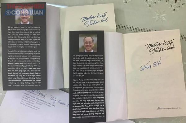 Những cuốn sách giả được First News - Trí Việt mua để lập vi bằng vi phạm