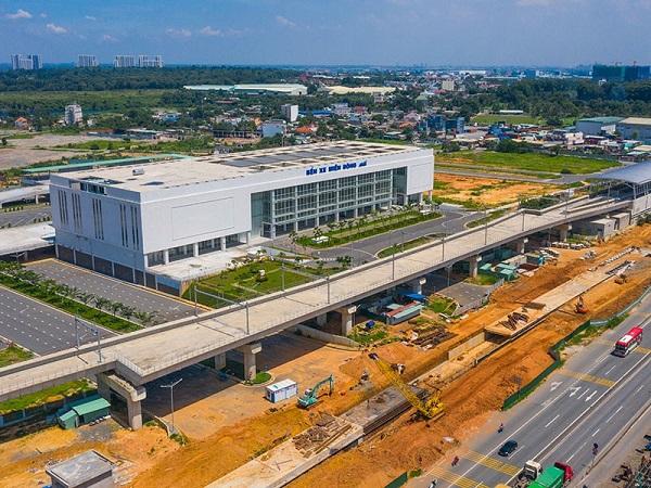 Bến xe Miền Đông mới sẽ hoạt động vào ngày 10/10 tới