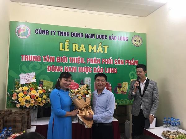 Ra mắt Trung tâm Giới thiệu và phân phối sản phẩm Đông Nam Dược Bảo Long
