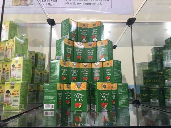 Với gần 300 sản phẩm thuốc chữa bệnh và mỹ phẩm thảo dược, các sản phẩm của Công ty TNHH Đông Nam dược Bảo Long ngày càng có uy tín trên thị trường trong và ngoài nước