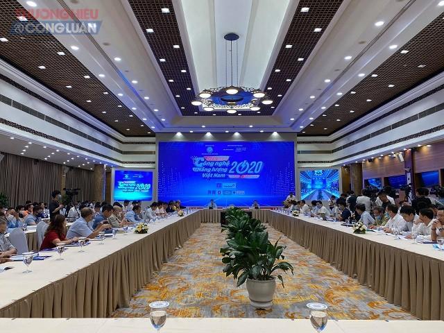 Diễn đàn Công nghệ và Năng lượng Việt Nam 2020 tổ chức sáng 17/9/2020