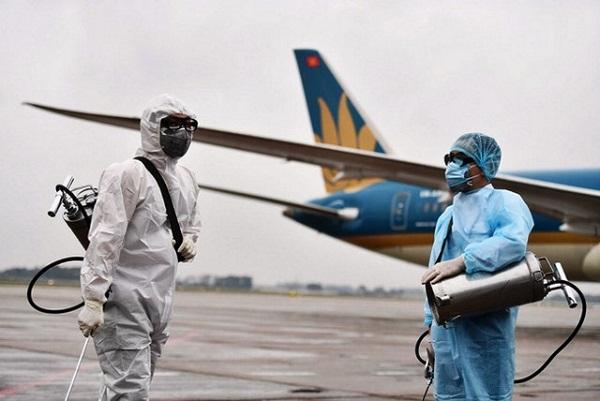 Bộ Giao thông Vận tải (GTVT) vừa phát đi thông báo khẩn về việc mở lại đường bay quốc tế