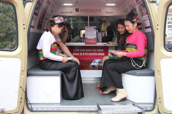 Agribank triển khai đồng bộ nhiều giải pháp cùng ngành Ngân hàng hiện thực hóa Chiến lược tài chính toàn diện quốc gia
