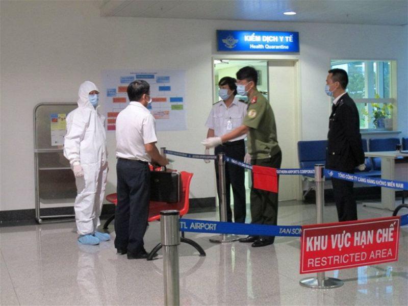 Người nhập cảnh vào Việt Nam từ 1/9 sẽ phải trả phí (Ảnh minh họa)