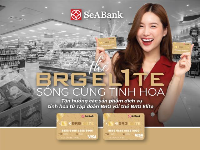 Chủ thẻ BRG Elite sẽ được nhận ưu đãi giảm giá trực tiếp