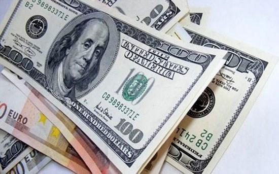 Đồng USD đã tăng trở lại, euro giảm mạnh