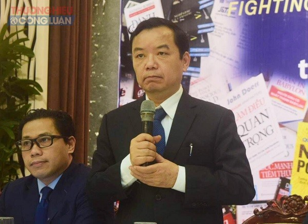 Ông Nguyễn Văn Phước, Giám đốc Công ty Văn hóa Sáng tạo Trí Việt - First News khẳng định:
