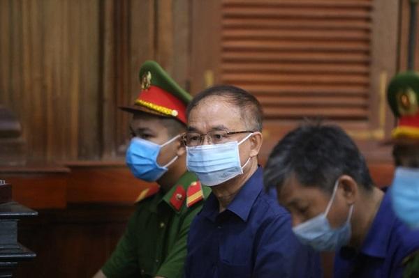 Bị cáo Nguyễn Thành Tài