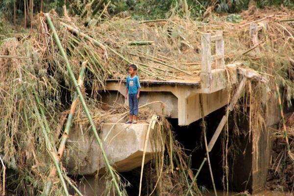 Ảng hưởng do bão số 5 gây ra tại Quảng Nam