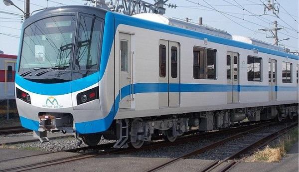 Theo dự kiến đoàn tàu metro số 1 sẽ cập cảng TP.HCM vào ngày 8/10/2020.