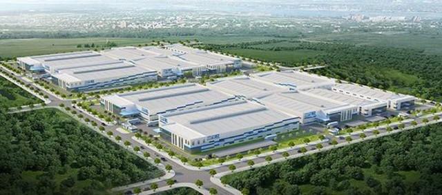 Dự án Nhà xưởng công nghệ cao do Công ty CP Công nghệ - Viễn thông Sài Gòn làm chủ đầu tư trong khu sản xuất của Khu CNC Đà Nẵng