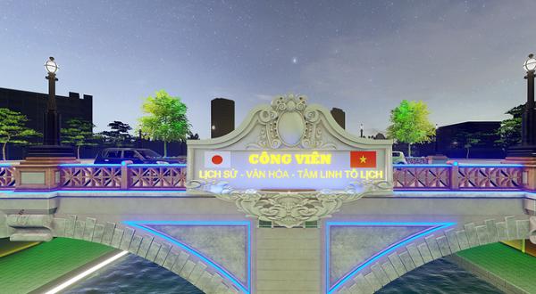 Mô phỏng Công viên Lịch sử - Văn hóa – Tâm linh – Du lịch