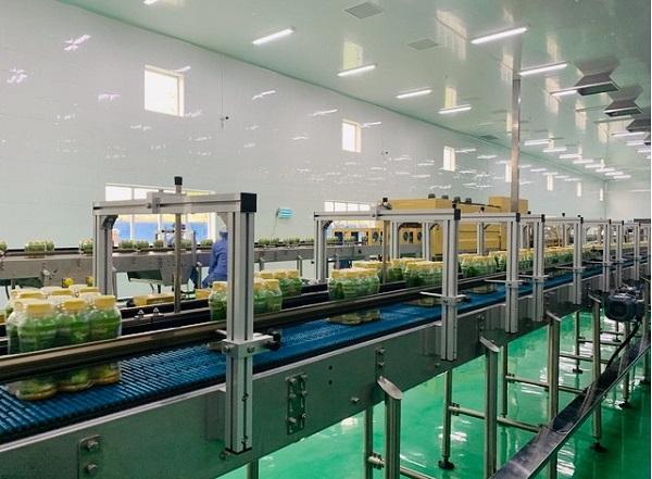 Công ty TNHH Long Hải  đầu tư hệ thống   dây chuyền hiện đại đem đến cho người tiêu dùng một sản phẩm chất lượng cao