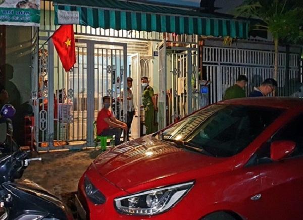 Ngôi nhà của Huỳnh Ngọc Anh ở phường Nại Hiên Đông