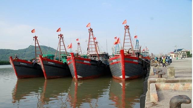 Cảng cá Hòa Lộc (Hậu Lộc)