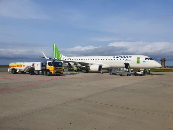 Bamboo Airways tiếp tục dẫn đầu tỷ lệ bay đúng giờ trong tháng 9