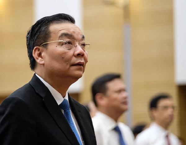 Tân Chủ tịch UBND TP Hà Nội Chu Ngọc Anh