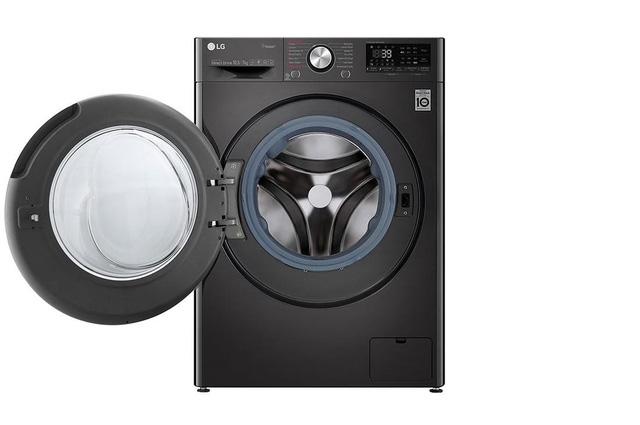 Dòng máy giặt cửa trước LG AI DD
