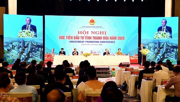 Hội nghị xúc tiến đầu tư tỉnh Thanh Hóa năm 2020