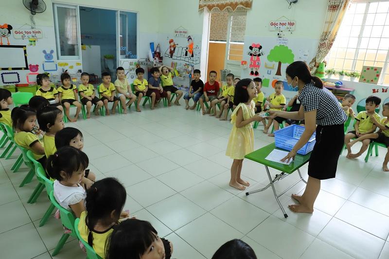 Cô Nguyễn Thị Thanh Nga - giáo viên lớp