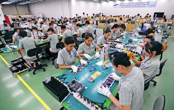 Samsung vẫn là nhà đầu tư dẫn đầu về dòng vốn FDI vào Việt Nam (Ảnh: N.A)