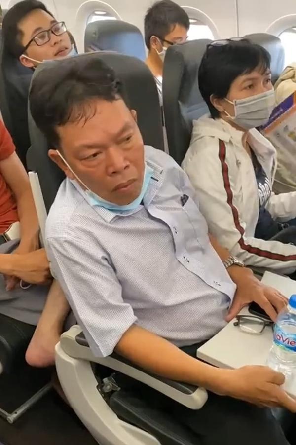 chuyến bay VN6040 của hãng hàng không Pacific Airnines