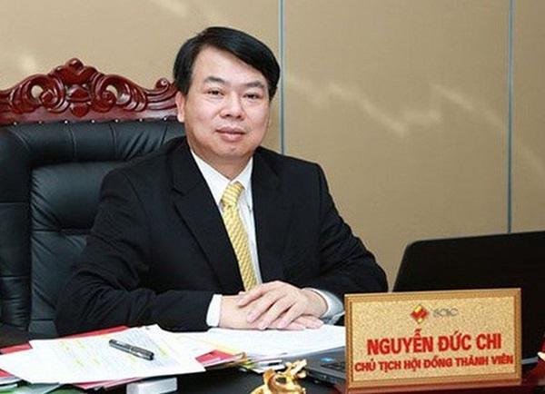 Ông Nguyễn Đức Chi