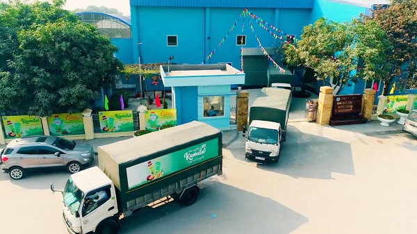 Sản phẩm mới của Công ty Long Hải đã được chuyển tới tới tất cả các tỉnh thành trên cả nước