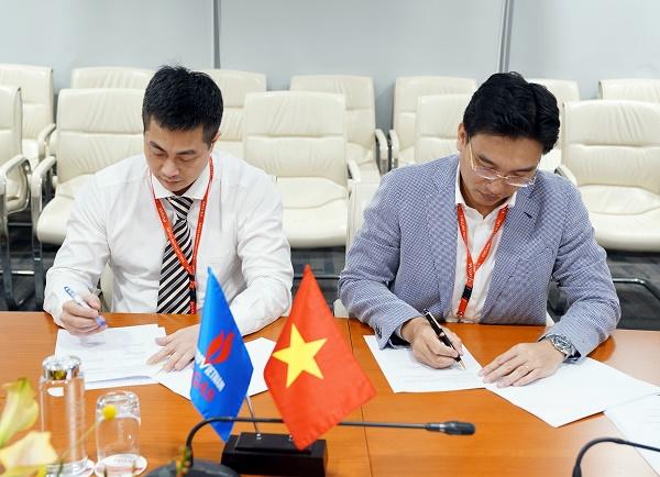 Nghi thức ký kết trực tuyến Thỏa thuận hợp tác 3 bên