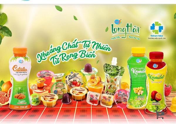 Công ty TNHH Long Hải đơn vị tiên phong trong việc chế biến rong sụn thành các sản phẩm bổ dưỡng cho sức khỏe