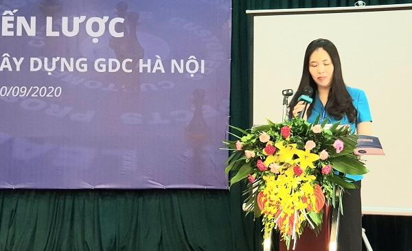 TS. Dương Thị Thu, Viện trưởng Viện lãnh đạo chiến lược (Sleader)