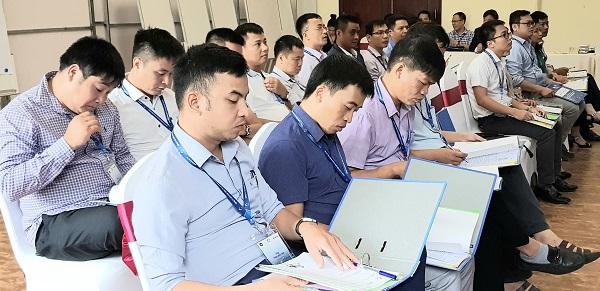 Các các bộ chủ chốt của GDC tham dự hội nghị
