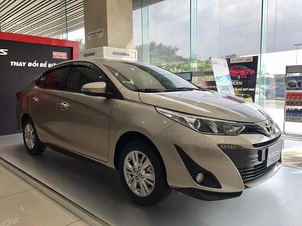 Vua doanh số Toyota Vios bất ngờ giảm giá cả chục triệu đồng