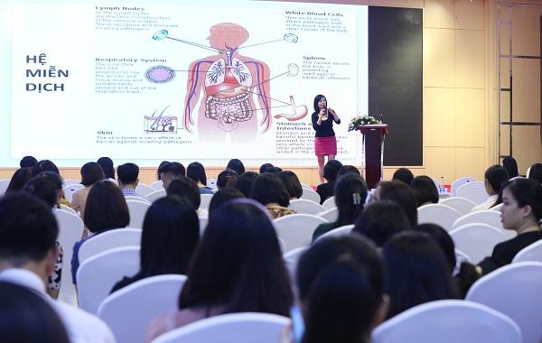 Chuỗi hoạt động tập huấn sẽ được tổ chức cho các điều dưỡng trưởng là hội viên CLB trên cả nước tại TP Hà Nội, TP. HCM và Thừa Thiên Huế