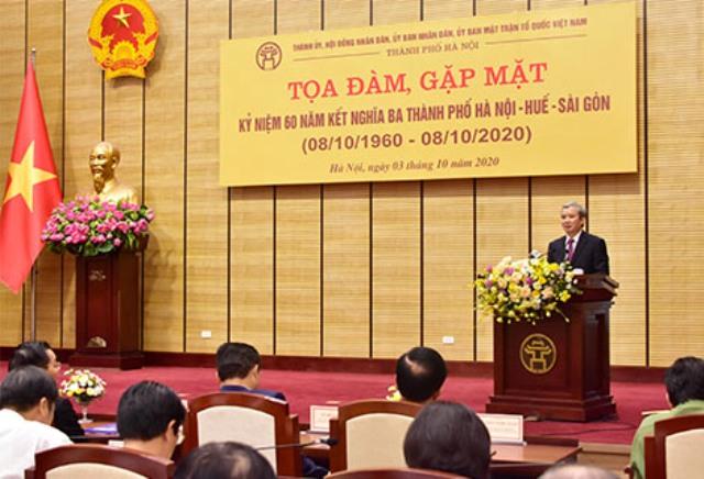 Ông Lê Trường Lưu- Bí thư tỉnh uỷ TT Huế