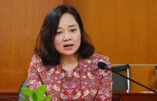 Chánh Văn phòng Bộ Công Thương, Nguyễn Thị Lâm Giang