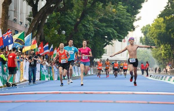 VPBank Hanoi Marathon ASEAN 2020 sẽ là giải chạy quy mô lớn đầu tiên được tổ chức tại Hà Nội trong năm