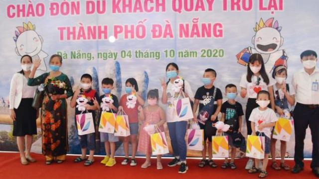 Đoàn khách sẽ đi tham quan các khu, điểm du lịch lớn của Đà Nẵng trong thời gian lưu trú tại đây.