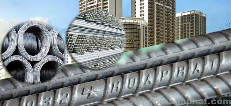 Trong tháng 9, Tập đoàn Hòa Phát tiêu thụ 352.000 tấn thép xây dựng