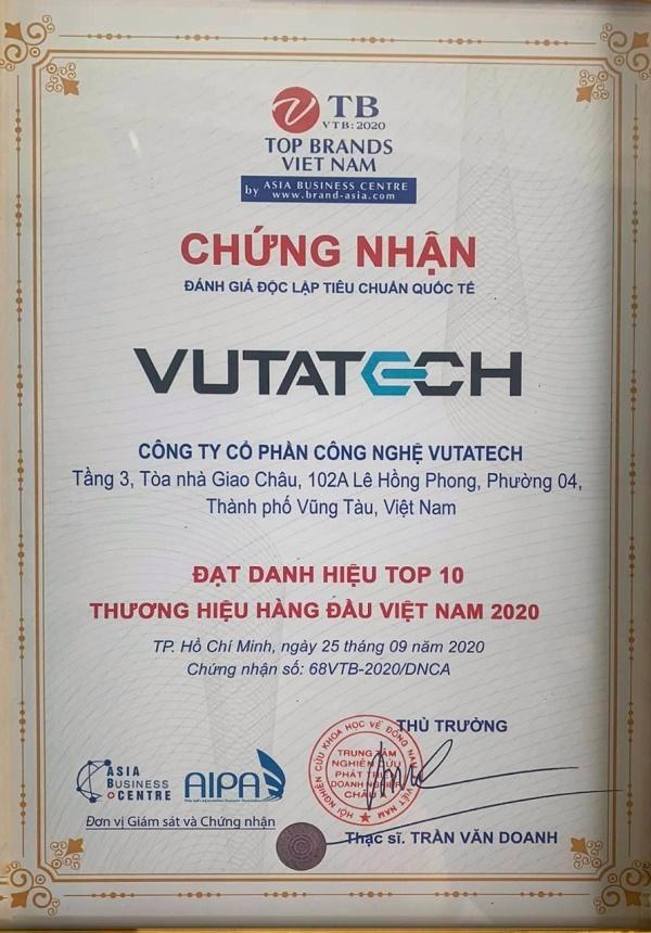 TOP 10 Thương hiệu hàng đầu Việt Nam năm 2020