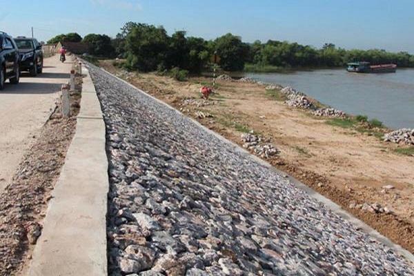 Đầu tư hơn 300 tỷ đồng cải tạo công trình phòng, chống lũ ở Băc Giang