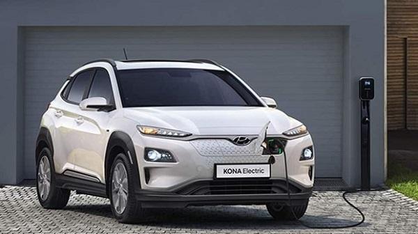 Mẫu xe điện Kona Electric
