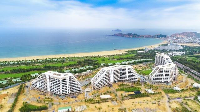Khách sạn FLC Grand Hotel Quy Nhon dự kiến khánh thành trong tháng 11 năm nay