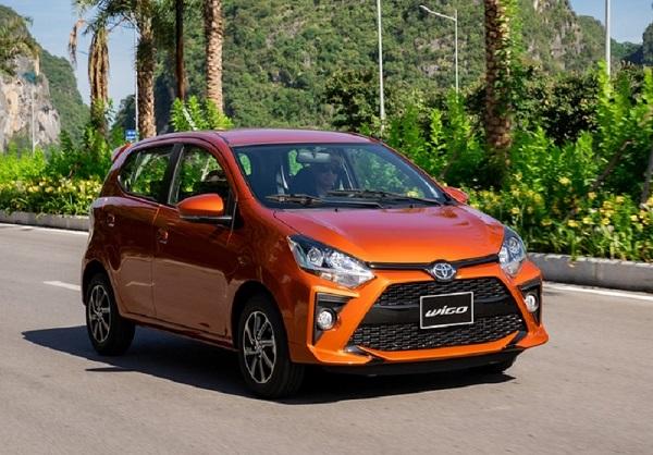Toyota Wigo 2020 lược bỏ bớt trang bị