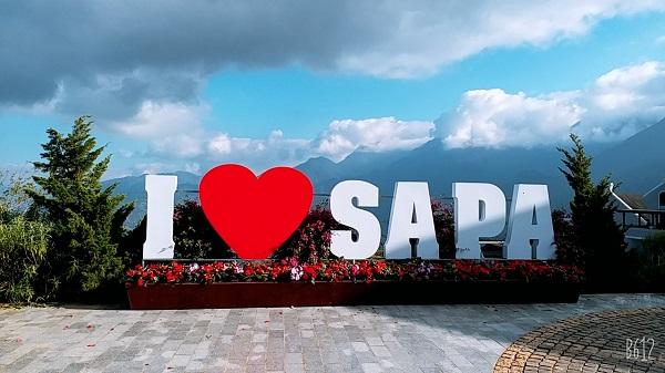 I Love Sa Pa.