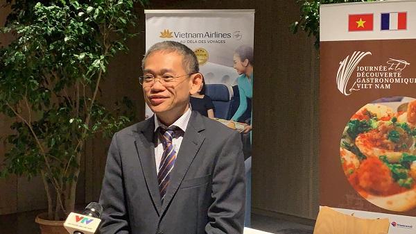 Phó Vụ trưởng Trần Quốc Khánh rất coi trọng và đánh giá cao VPHM 2020